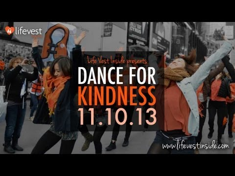 Worldwide Dance For Kindness video