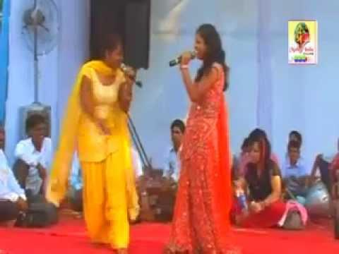 Ek Gadi Aala Chora Mane Bulawe Haryanvi Hot Ragni By Sushma,shivani,rajbala Bahadurgahr video