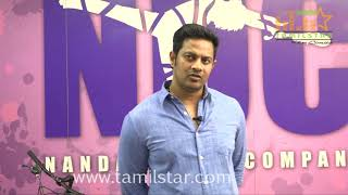 Dance Master Nandha Interview