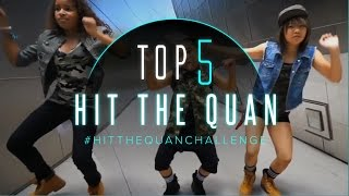 Best iHeartMemphis - Hit The Quan Dance Videos | #HitTheQuan #HitTheQuanChallenge | TOP 5