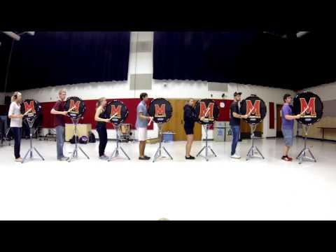 UMD Drumline - Love Deluxe