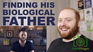 Professional Genealogist Reacts - I Found My Biological Father With An Ancestry DNA Test | Ryan Jon