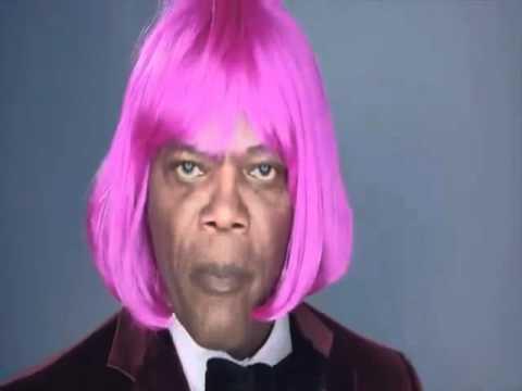 Nicki Minaj / Samuel L. Jackson - Beez in the Trap - BET Awards Commercial