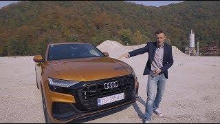 Je li Audi Q8 najbolji SUV? - testirao Juraj Šebalj