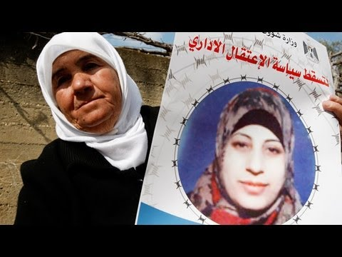 Mosaic News - 03/05/12: Palestinian Woman Hana Shalabi Continues Administrative Detention Protest