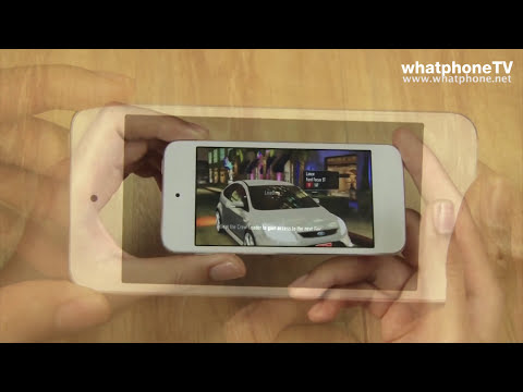 WhatPhoneTV แกะกล่อง iPod Touch 5th gen