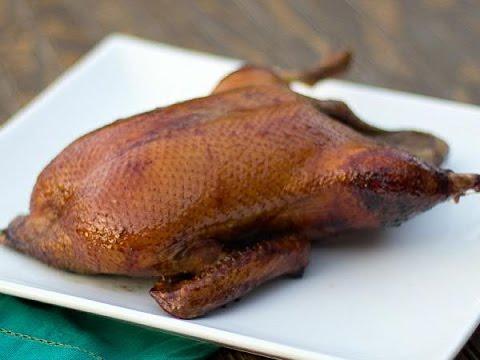 Рецепт копчение утки в домашних условиях рецепт