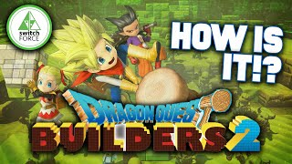 Dragon Quest Builders 2 Is Awesome... On Switch!