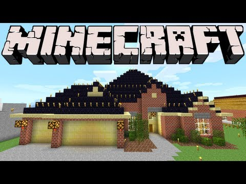 Minecraft - My Real Life House!