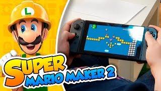 ¡Ya lo he jugado! - Super Mario Maker 2 (Switch) DSimphony