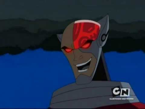 Brother Bloodborg vs Cyborg
