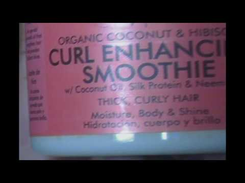 PRODUCT REVIEW: SheaMoisture Curl Enhancing Smoothie