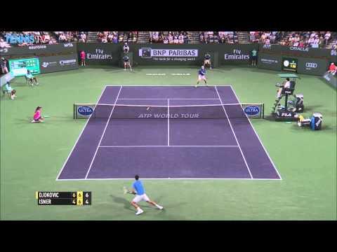 Wednesday Highlights: 2015 BNP Paribas Open - ATP Indian Wells