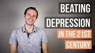 Beating Depression In The 21st Century (MHM Ep. 31)