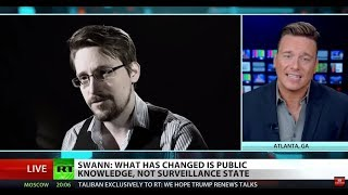 Snowden betrayed US gov't, not the people – Ben Swann