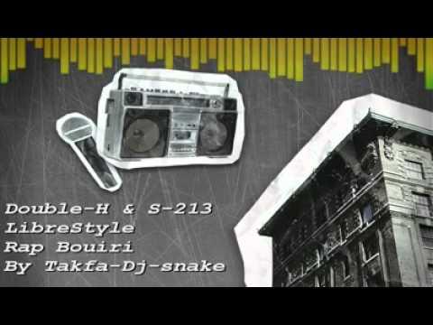 Free style du groupe RM10 (HH-Sofiane 213 et le Dj Snake ...