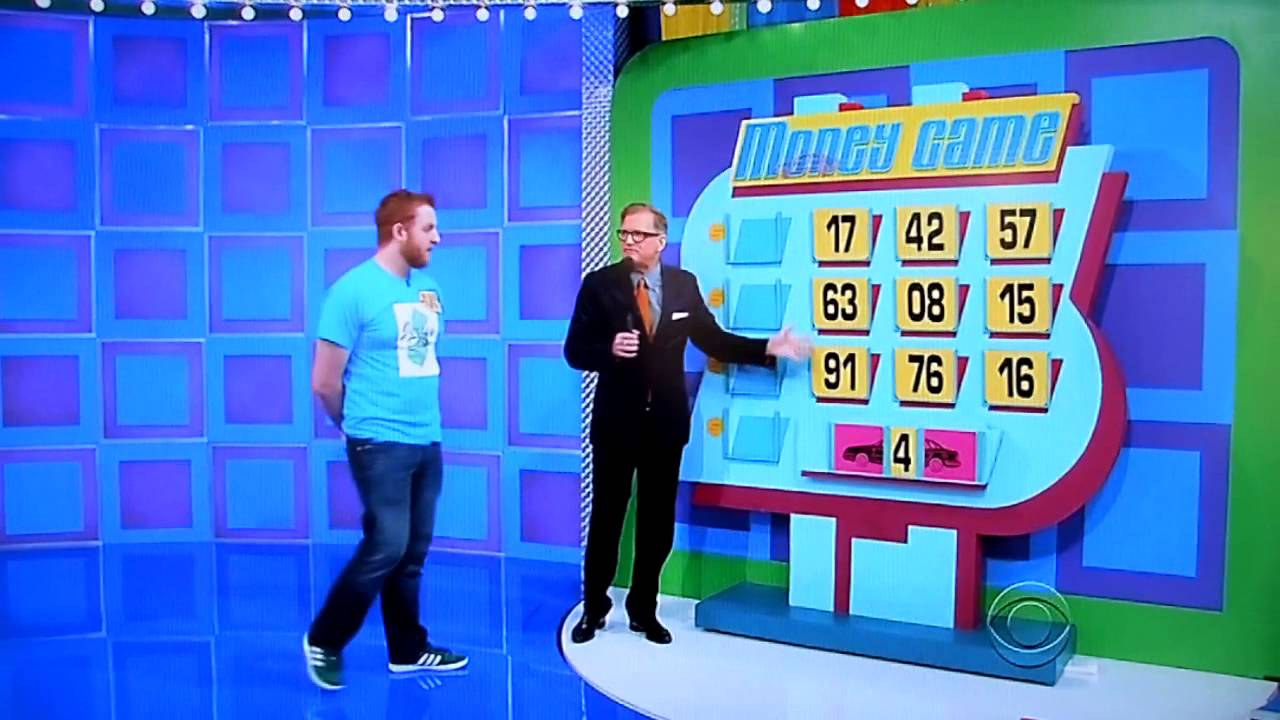 The Price is Right - Money Game - 10/9/2013 - YouTube