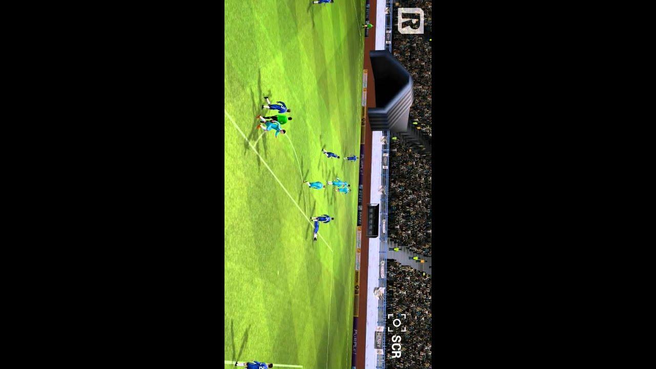 Dream League Soccer Ronaldinho Dream League Soccer-gol