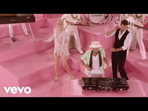 Dj Cassidy - Calling All Hearts Ft. Robin Thicke, Jessie J video