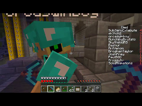 Minecraft: LUCKY BLOCK HIDE N SEEK!