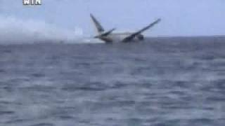 Hijacked Air Plane Crash Ethiopian Airlines