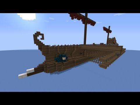 Minecraft: PVP Match - Seeschlacht von Actium - Hauptsache Spaß ᴴᴰ