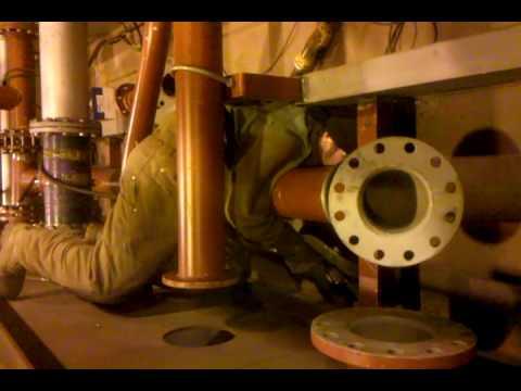 Shipyard welder 1