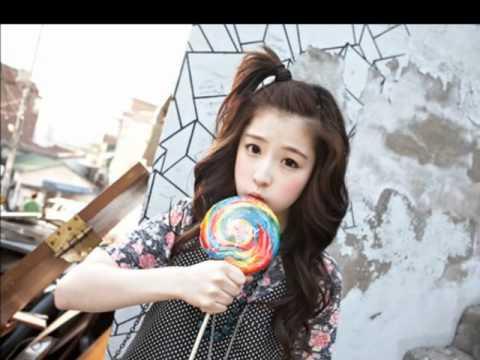 HD wallpapers girl korean hairstyle