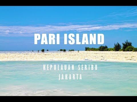 Pari Island - Kepulauan Seribu Jakarta