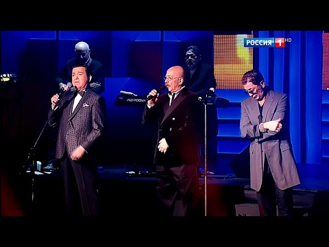 Григорий Лепс на юбилейном концерте А. Розенбаума