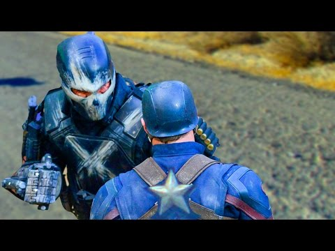 Captain America Civil War, 8 Things We Know (D23 Civil War Trailer)
