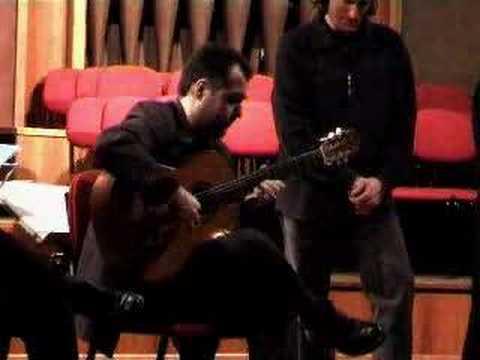 Tango en skai - Giorgio Albiani, guitar