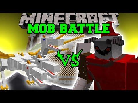 The Prince Vs Demon Lord - Minecraft Mob Battles - Minecraft Mods video