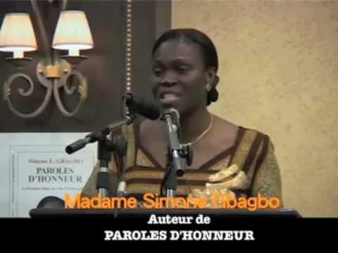 Simone Gbagbo à Bruxelles :