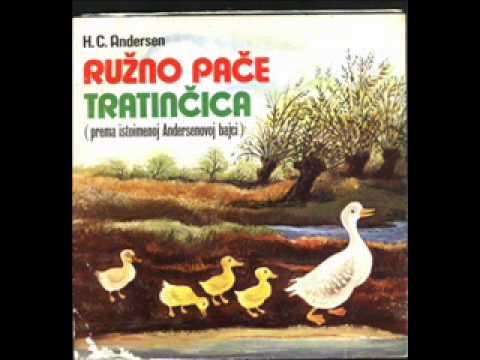Ruzno Pace - Andersen , Bajke Za Djecu video