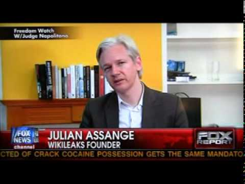 Wikileaks Founder in contact with Obama admin. before leaks?