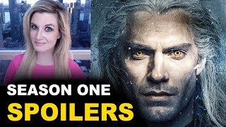 The Witcher Netflix SPOILER Review