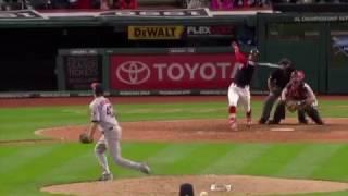 4-27-2017 | Lindor Game Winning Home Run - Tom Hamilton
