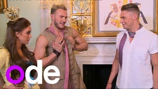 Geordie Shore cast do impressions of each other!