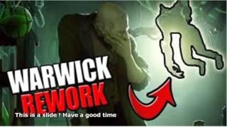 league of legends warwick cinematic