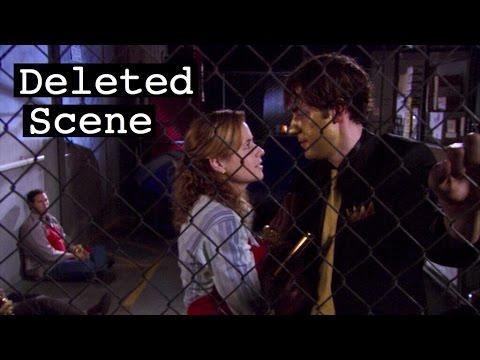 The Office - Goldenface shares a dark secret (Deleted Scene)