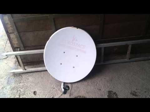 Какой диаметр тарелки нужен для настройки на спутниковые каналы