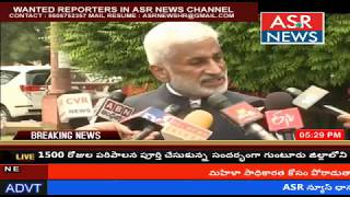 ASR News LIve channel ||Telugu News Channel 24X7 Live News
