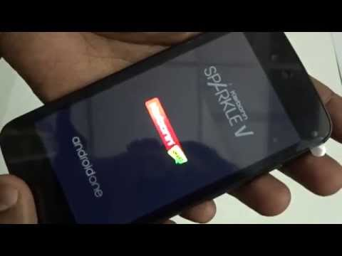 Hard Reset Karbonn Google Android One Sparkle V Mobile (Pattern Lock.forgot pasword Problem)
