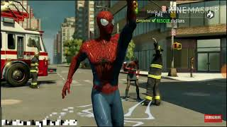Amazing Spider-Man 2 Gameplay