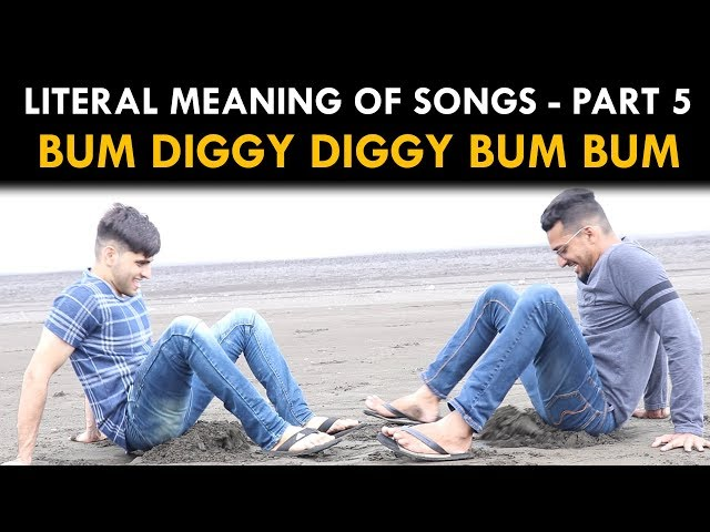 Literal Meaning of Songs - Part 5  Funcho Entertainment