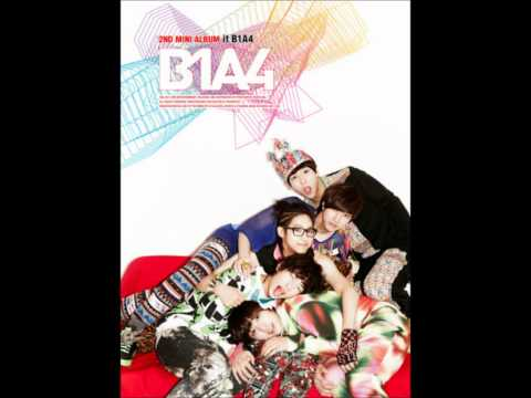 *Re-Uploaded* [ 04. B1A4 - Wonderful Tonight ]