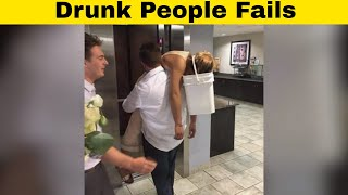 Drunk People Who Have The Worst Friends Ever!