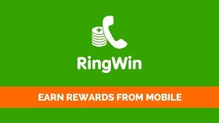 RingWin - Earn Rewards From Mobile