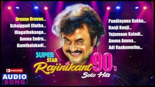 download lagu Rajinikanth Tamil Hits  Superstar Solo Songs  Rajinikanth gratis